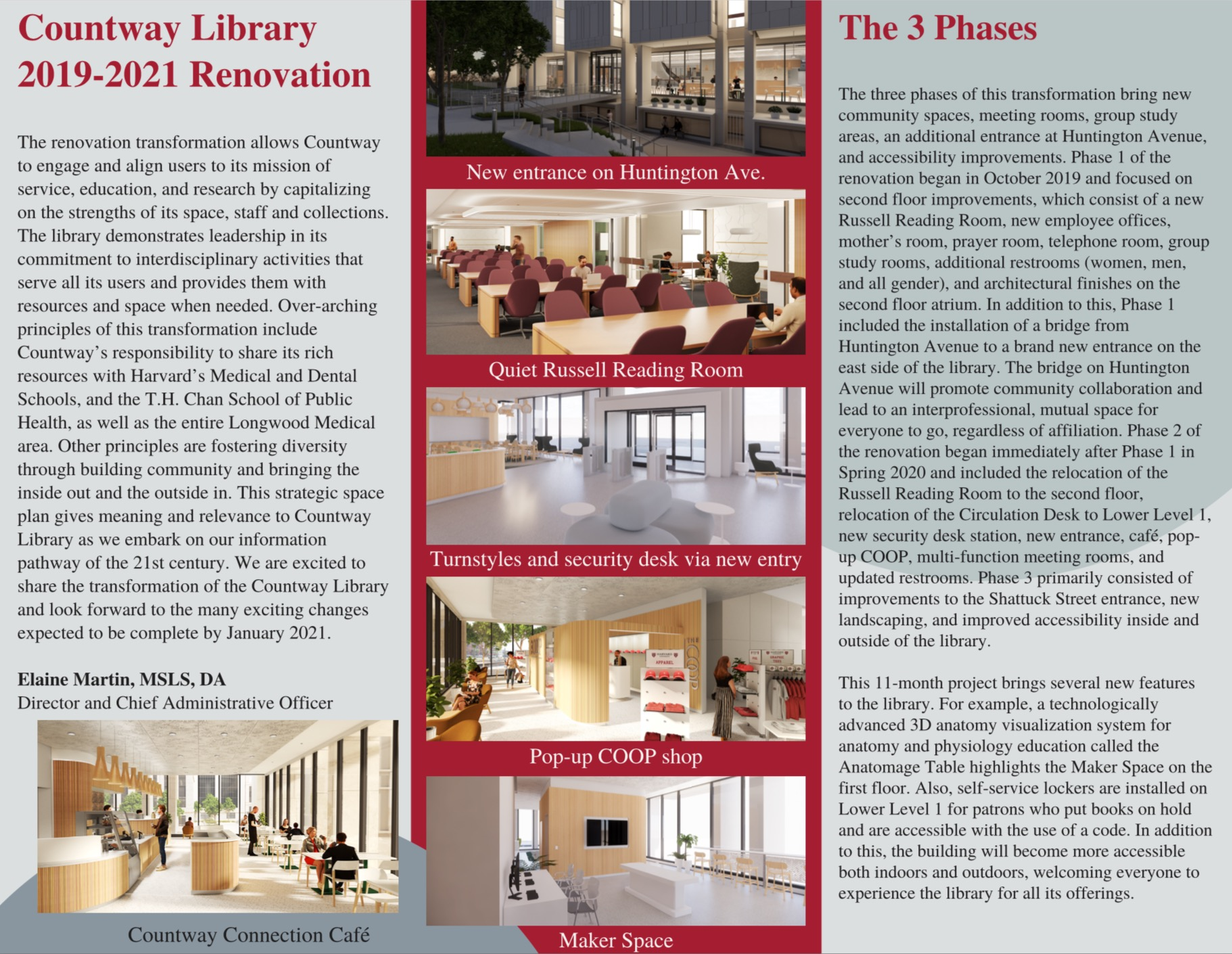 renovation brochure