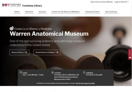 Countway Library | Countway Library